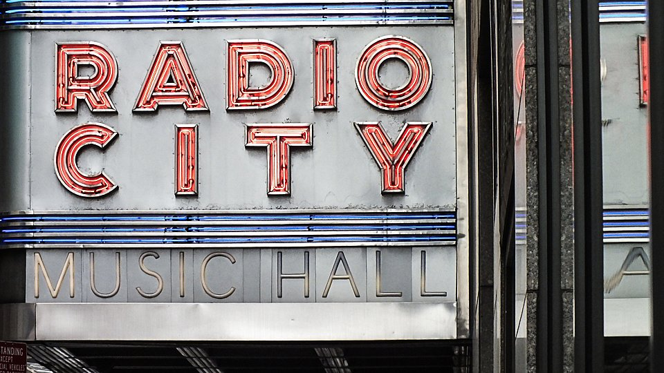 Radio City Musik Hall